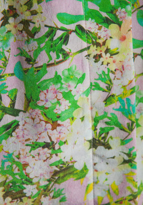 Jeunesse Fanny Poison Flower Sleeveless Blouse