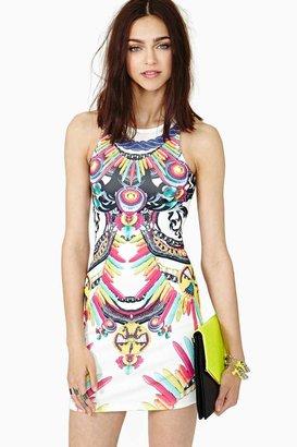 Nasty Gal Lavish Dress