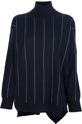 Stella McCartney funnel neck sweater