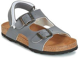 Citrouille et Compagnie BALDODE boys's Sandals in Grey