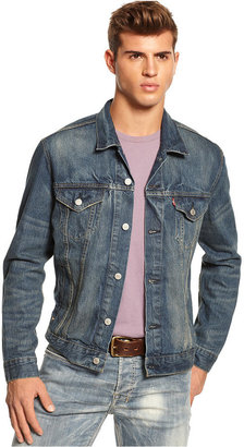 Levi's Button-Down Denim Trucker Jacket