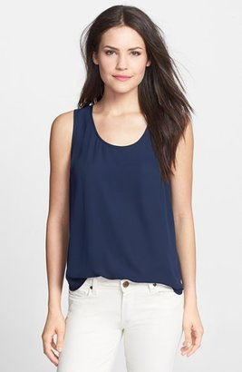 Vince Camuto Lace Back Tank