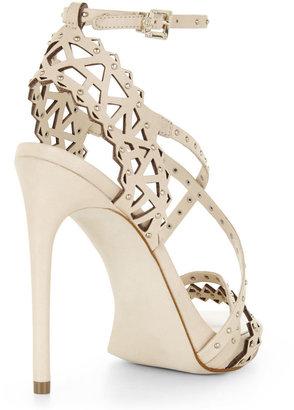 BCBGMAXAZRIA Esra High-Heel Studded Sandal