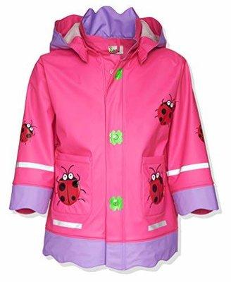 73f0047cc8654 Playshoes 408583 Baby Girl's Rain Coat