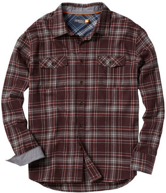 Quiksilver Men's Wamberal Long Sleeve Flannel Shirt