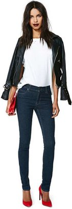 Nasty Gal Cheap Monday Tight Skinny Jeans - Very Stretch One Wash