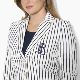 Ralph Lauren Embroidered Cotton Jacket