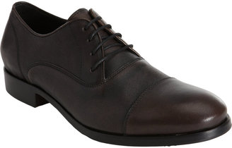 John Varvatos Stanton Captoe Oxford