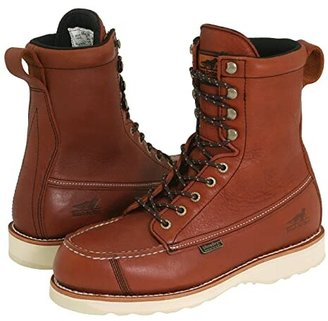 Irish Setter Wingshooter 9 (Amber Leather) Men's Waterproof Boots