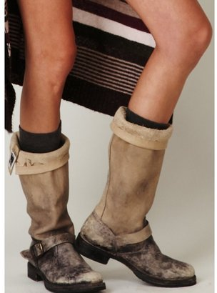 Frye Stone Wash Slouch Boot