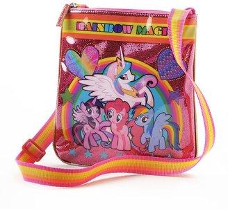 "My Little Pony rainbow magic"" passport handbag - girls"