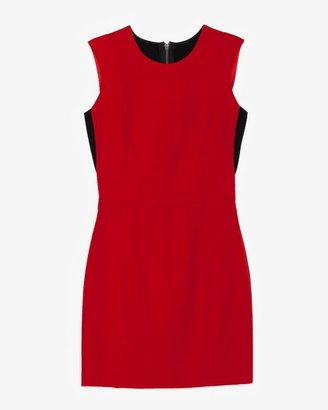 Mason by Michelle Mason Mason Exclusive Elastic Strap Back Dress