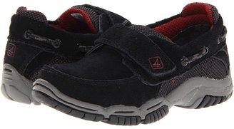 Sperry Kids - Jett Junior A/C (Toddler/Little Kid) (Black) - Footwear
