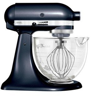 KitchenAid KSM156 Platinum Stand Mixer: 91123 Blueberry