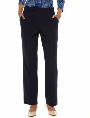Women's Dana Buchman Pull-On Dress Pants $40 thestylecure.com
