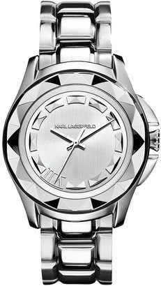 Karl Lagerfeld Women's Stainless Steel Bracelet Watch 36mm KL1005