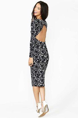Nasty Gal Cat Fight Dress