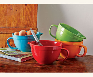 Napa Style Large Spouted Mixing Bowls