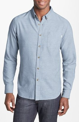 Obey End On End Oxford Shirt