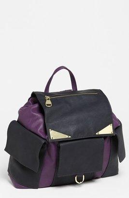 Steve Madden Steven by Faux Leather Backpack