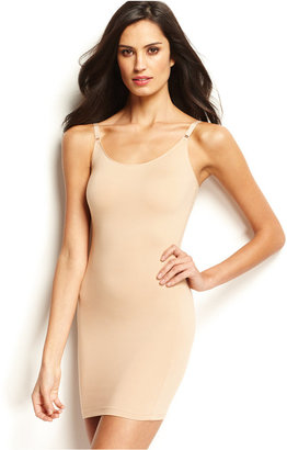 SPANX Firm Control Hollywood Socialight Camisole Full Slip 2351 $52 thestylecure.com