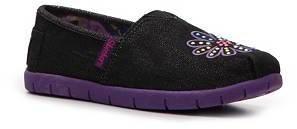 Skechers Shuffle Ups Girls Toddler & Youth Sneaker