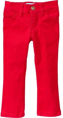 Old Navy Pop-Color Skinny Jeans for Baby