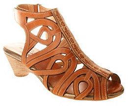 "Spring Step Flourish"" Gladiator Sandal"