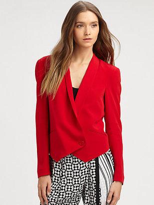 Rebecca Minkoff Solid Becky Jacket