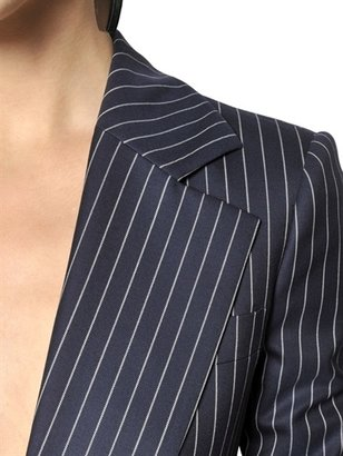Giorgio Armani Pinstripe Cool Wool Suit