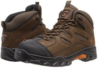 Wolverine Hudson Hiker (Brown/Black) Men's Hiking Boots