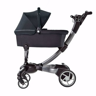 4 Moms 4Moms Origami Pushchair Package with Silver Seat Liner