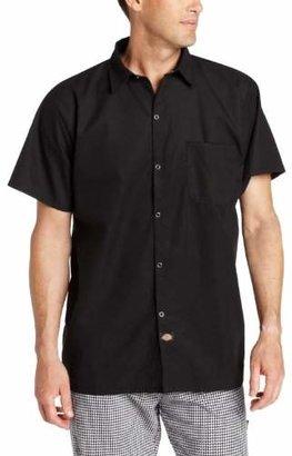 Dickies Men's Snap Button Cook Shirt