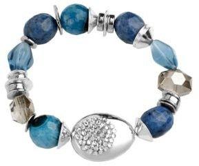 Robert Lee Morris Gemstone Stretch Bracelet