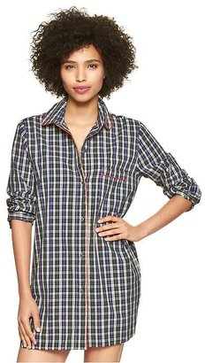Gap Printed poplin nightshirt