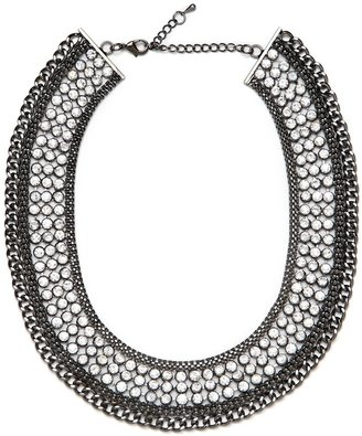 BaubleBar Ice Chain Collar