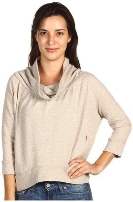 Billabong Free at last Pullon Hoodie (Oatmeal Heather) - Apparel