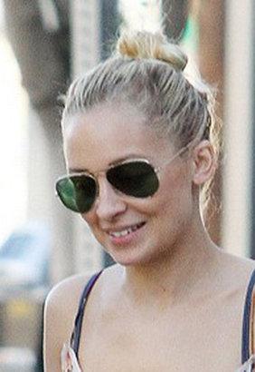 Ray-Ban Aviator Large Metal 58 mm Sunglasses - as seen on Nicole Richie -