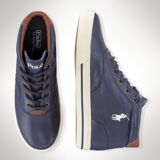 Junior Zale Leather Sneaker