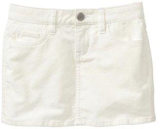 Gap Cord mini skirt