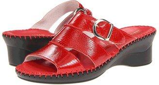 La Plume Evette (Black) - Footwear
