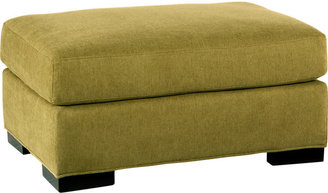 Cindy Crawford Home Avery Place Water Lily Ottoman