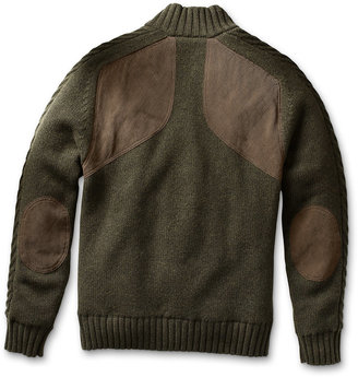 Eddie Bauer Toppenish 1/4-Zip Field Sweater
