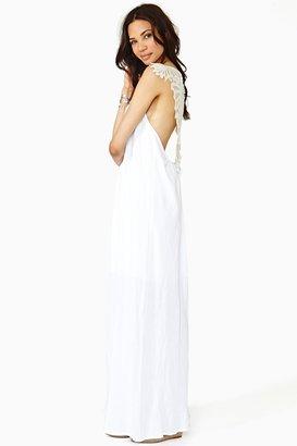 Nasty Gal Freedom Maxi Dress