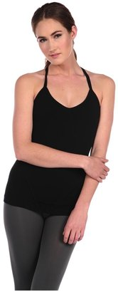 Hard Tail Sport Seamed Halter with Built in Bra $58 thestylecure.com