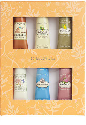 Crabtree & Evelyn Assorted Lovely Hands Set of 6 1 gift set