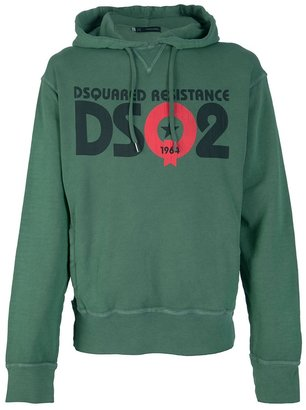 DSquared Dsquared2 Printed sweater