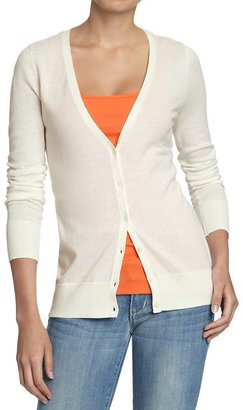 Old Navy Women's Button-Front Cardis