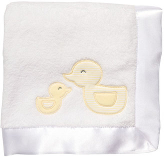 Carter's Baby Blanket, Baby Boys or Girls Plush Duck Blanket