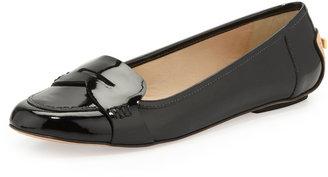 Kate Spade Natalia Patent Penny Loafer, Black